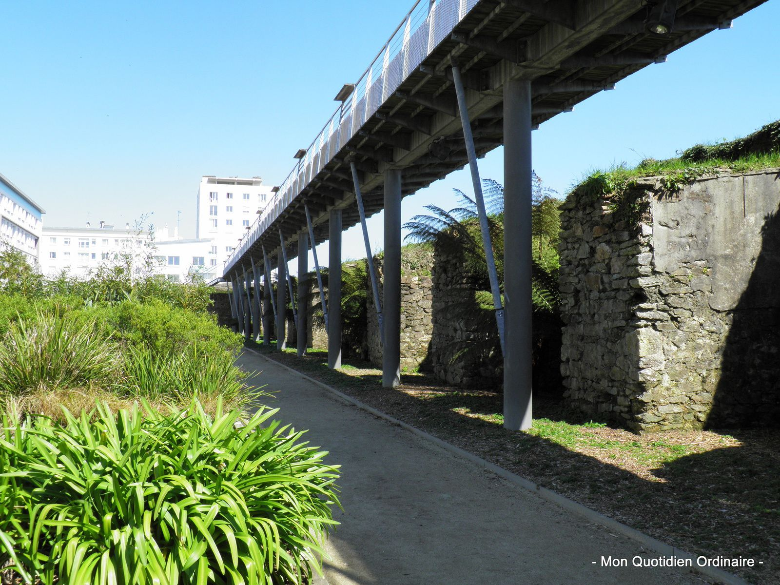 Jardin des explorateurs - Brest