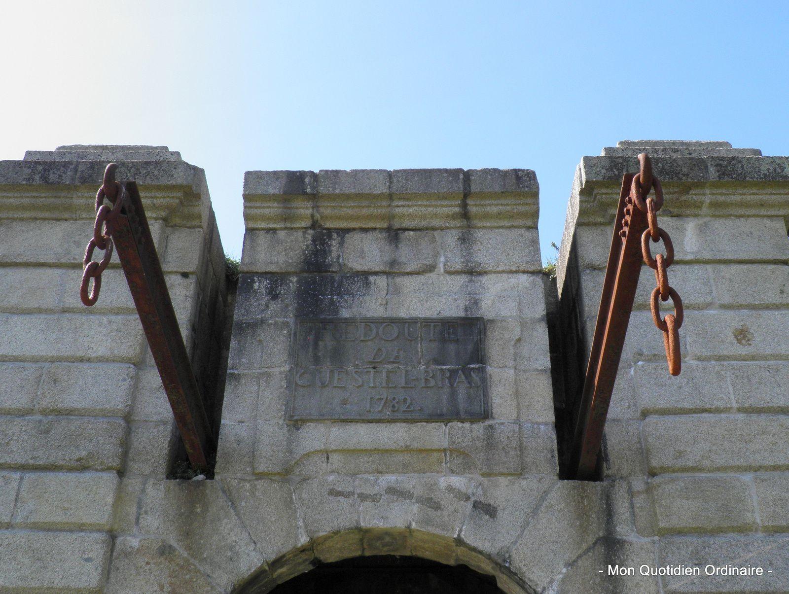 Le Fort du Questel à Brest