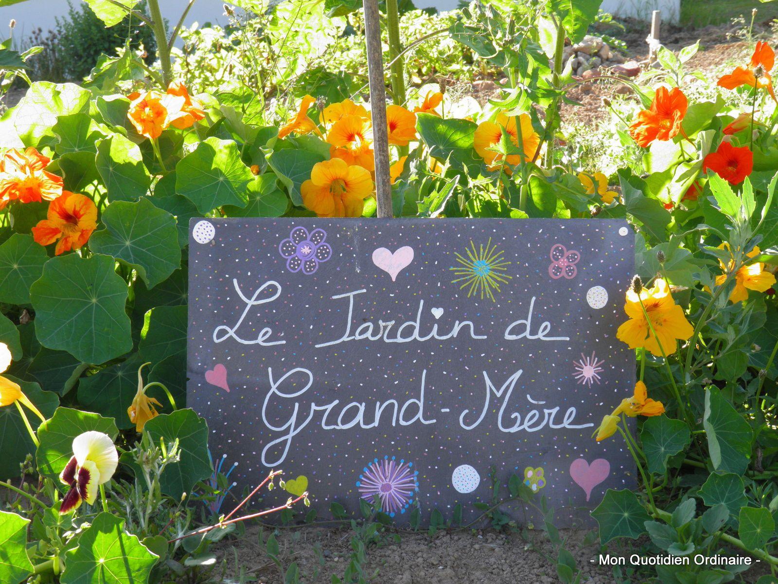Notre jardin partagé