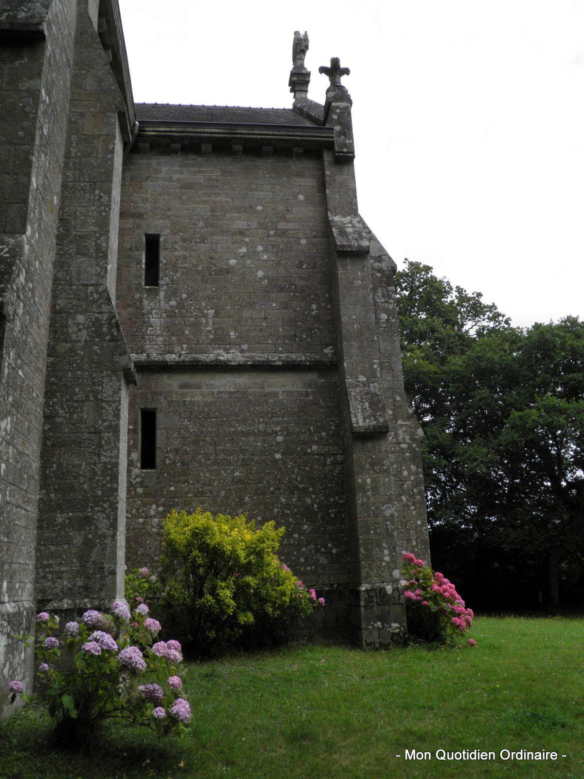 Chapelle Saint Corentin - Plomodiern
