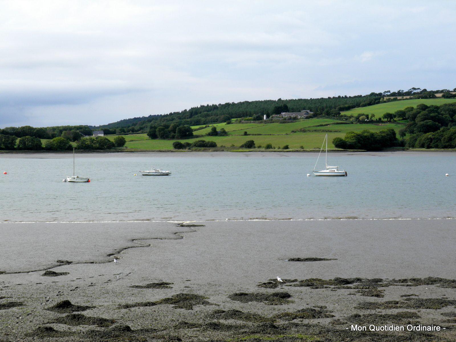 L'Aulne maritime, de Landévennec à Port-Launay