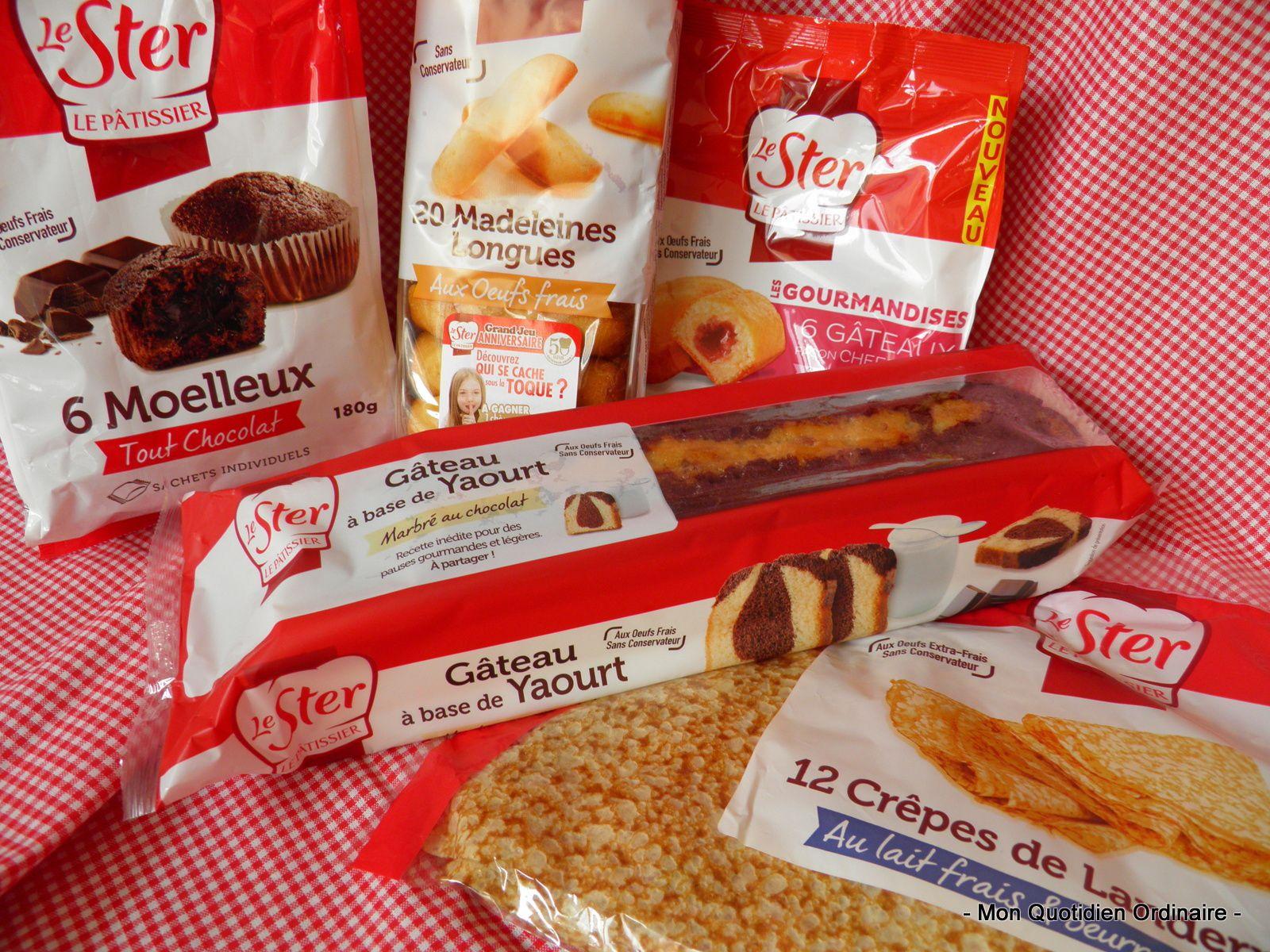 Le Ster le Pâtissier, 50 ans de gourmandise! [Cadeau!]