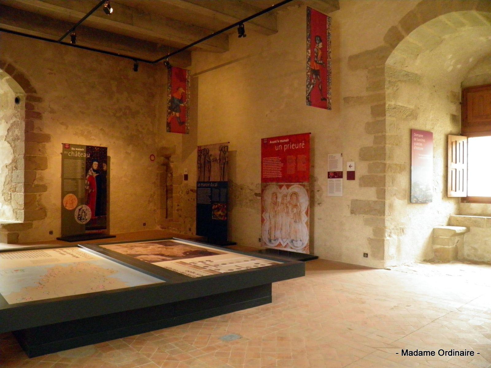 Le Château de Suscinio à Sarzeau