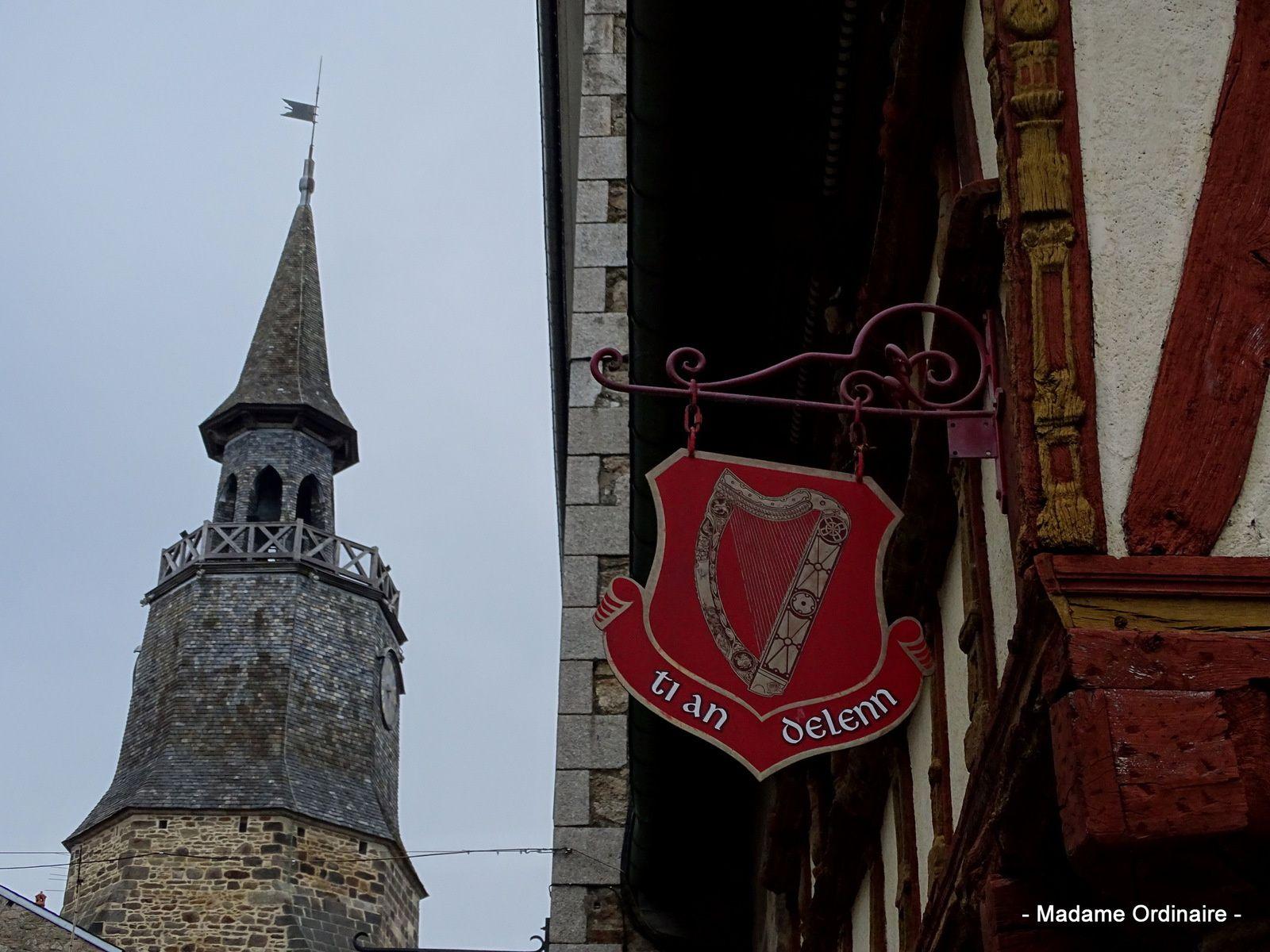 Flâner à Dinan avec les Breizh Blogueuses