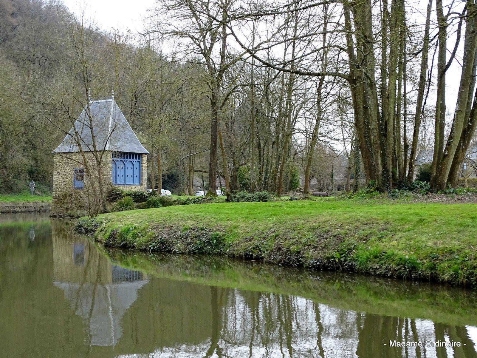 La Rance fluviale, de Dinan à Léhon