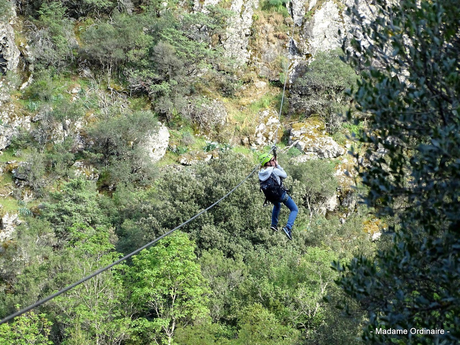 Le plein de sensations en Corse : Tyrotrekking dans la vallée de l'Asco