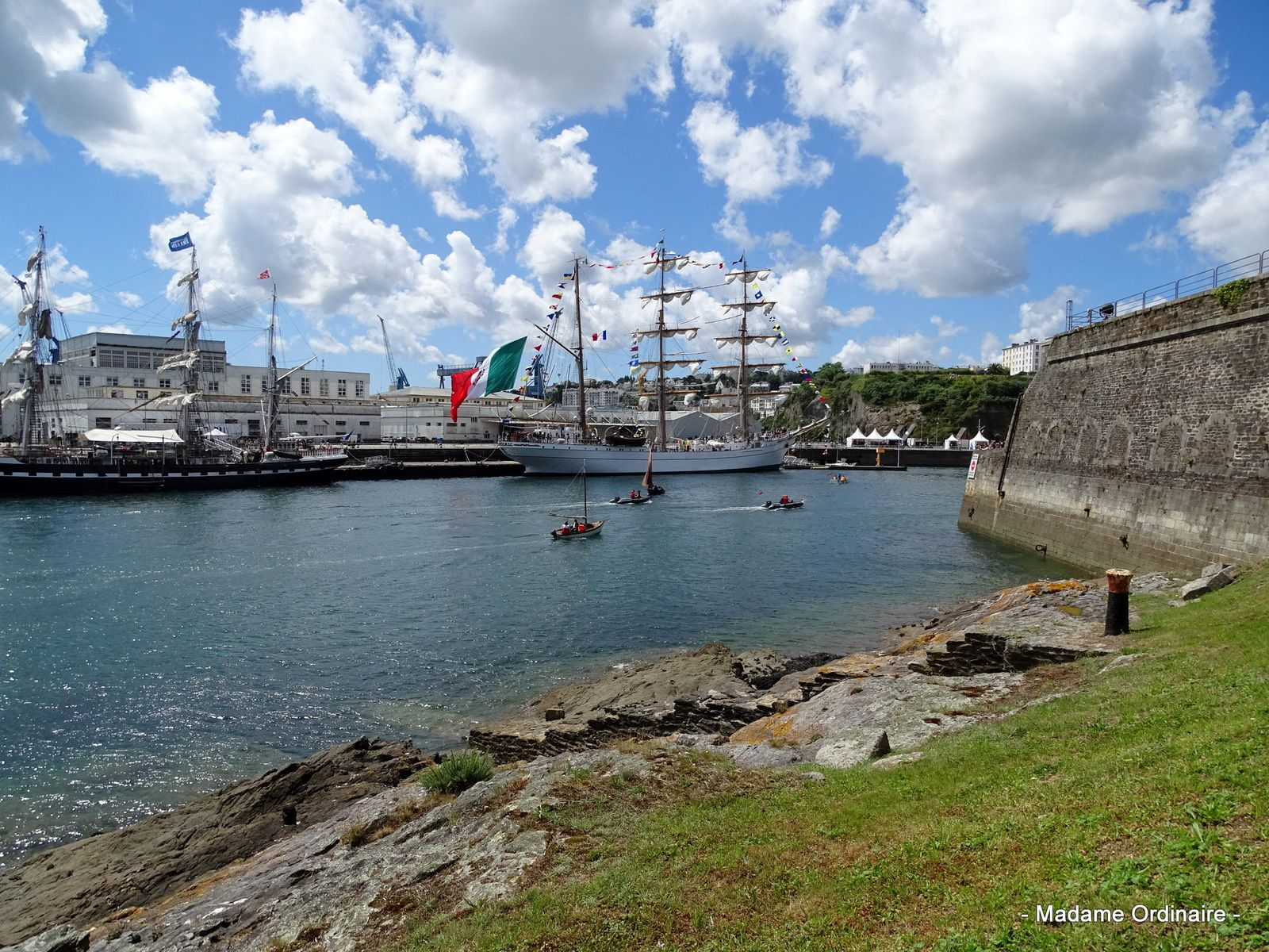 Les Fêtes Maritimes de Brest 2016
