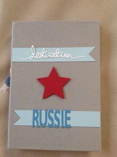 Mini album Destination Russie