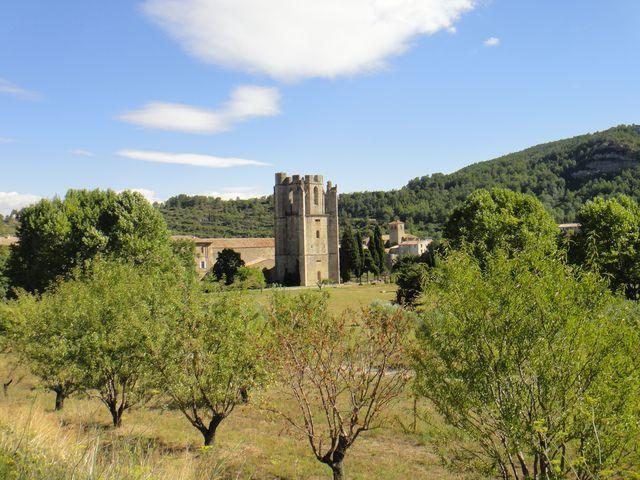 BPF de l'Aude : Saint Hilaire et Lagrasse