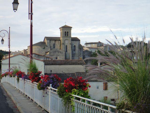 Abbaye de Saint-Hilaire.