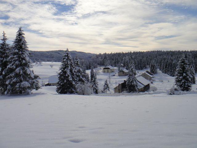 Le village des Mortes.