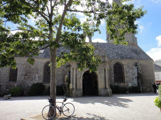 Eglise de Carnac.