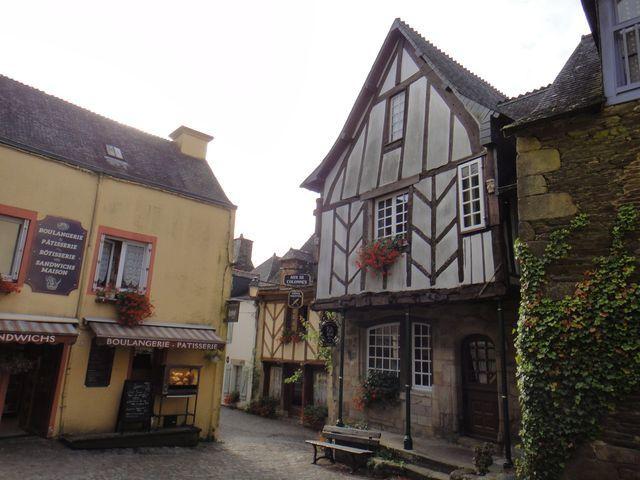 BPF du Morbihan : Rochefort en Terre et Josselin