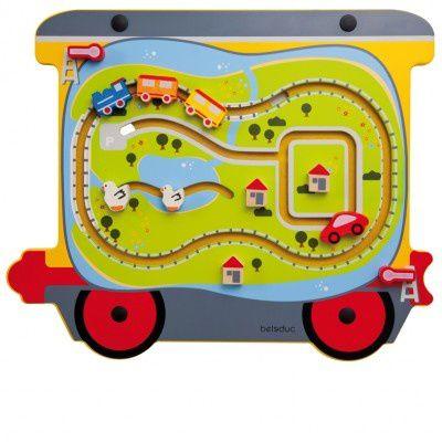 Des jeux pour les enfants dans les salles d'attente et halls d'accueil