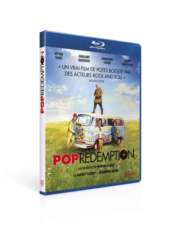 POP REDEMPTION : Blue Ray et DVD