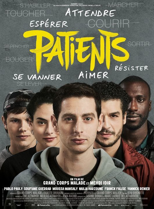 PATIENTS, un film sur le courage.