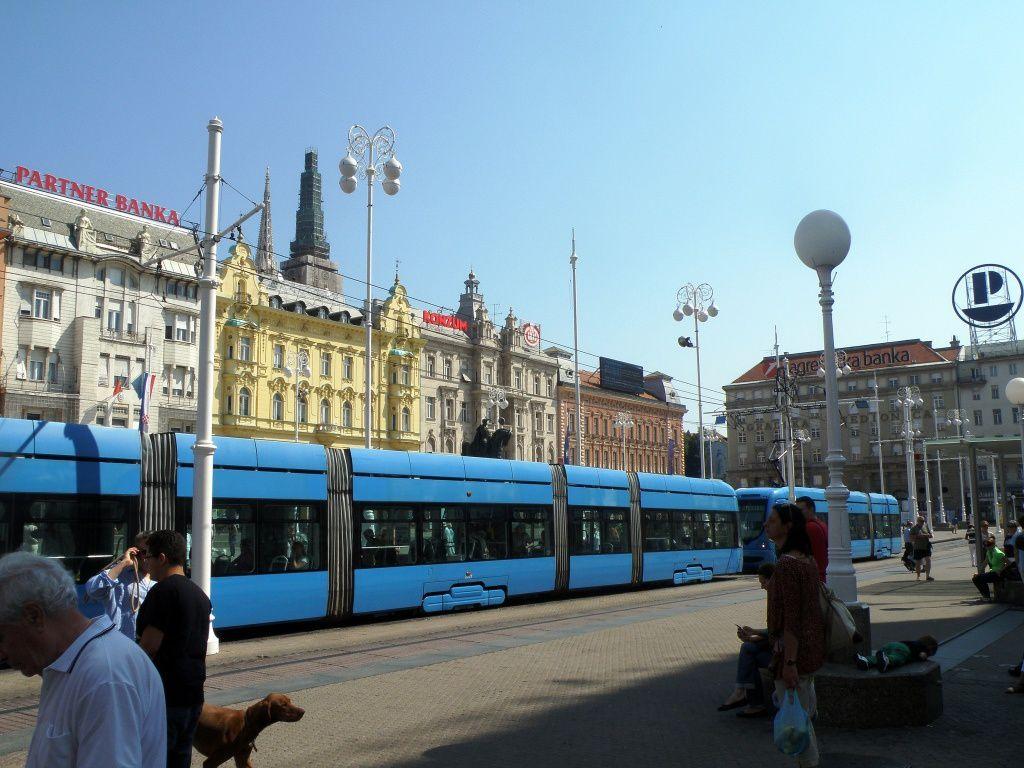 Zagreb et ses couleurs