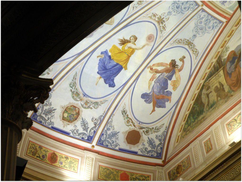 Le Théatre de la Villa Torlonia