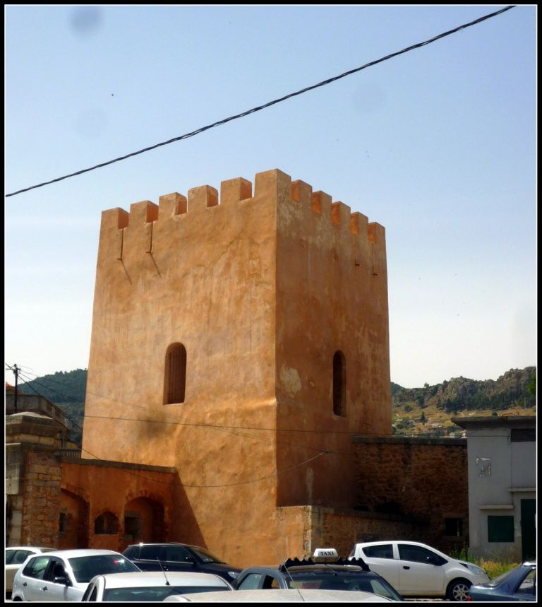 Les remparts de Tlemcen