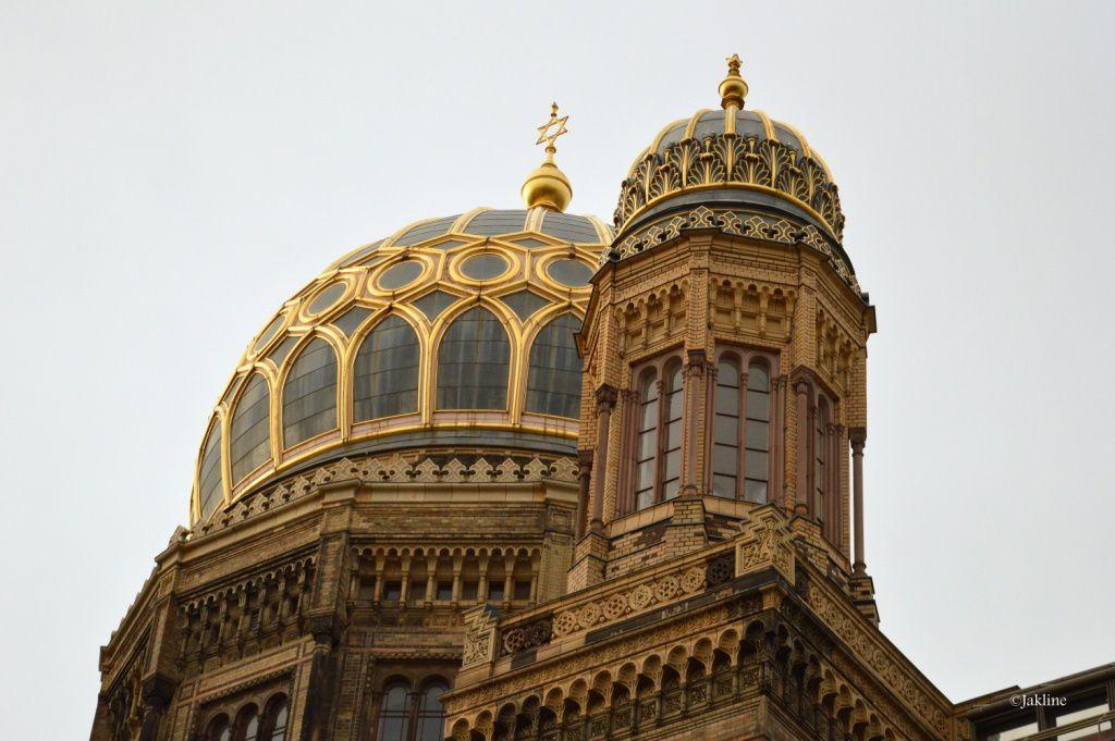 Berlin , la Nouvelle Synagogue