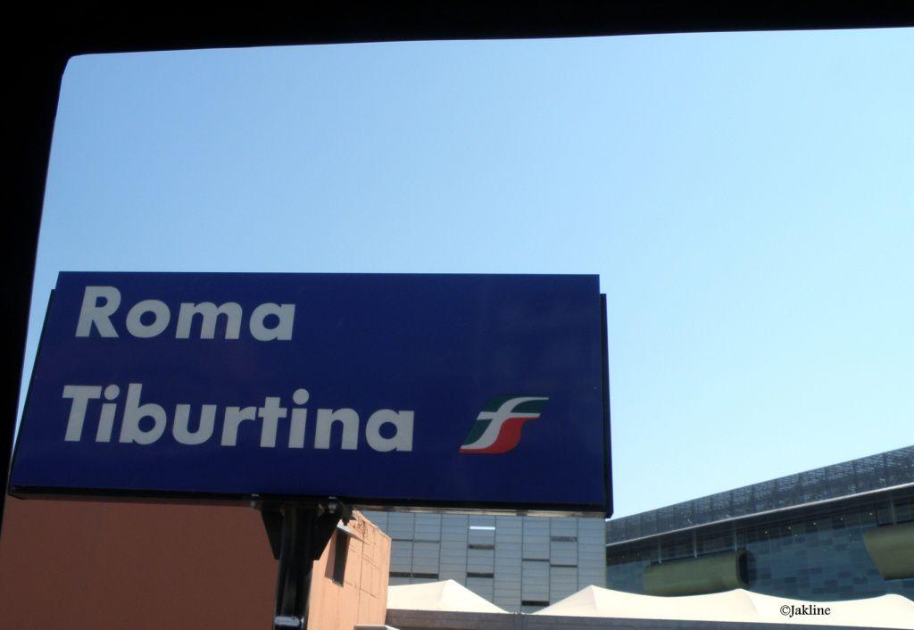 La  Gare Tiburtina