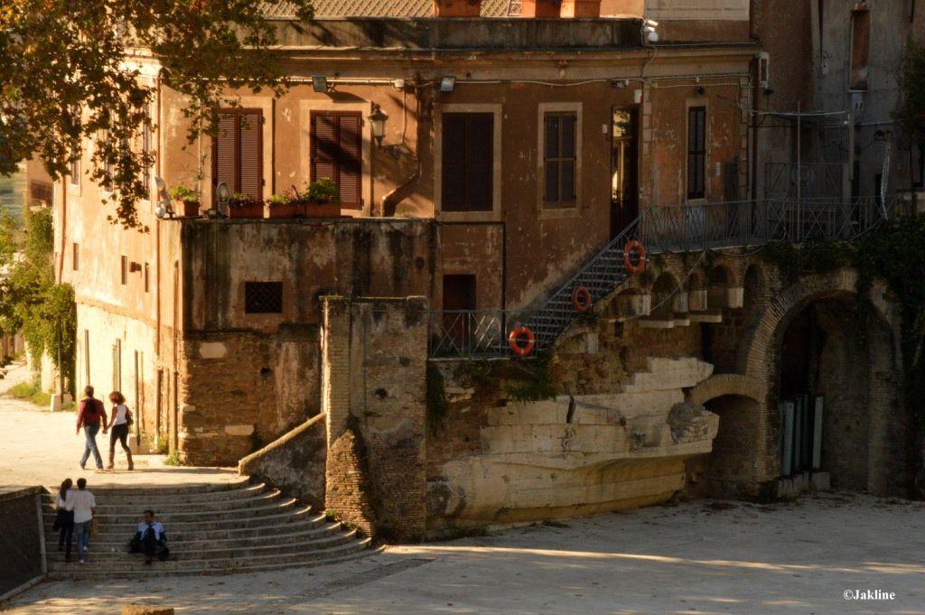 Rome automnale