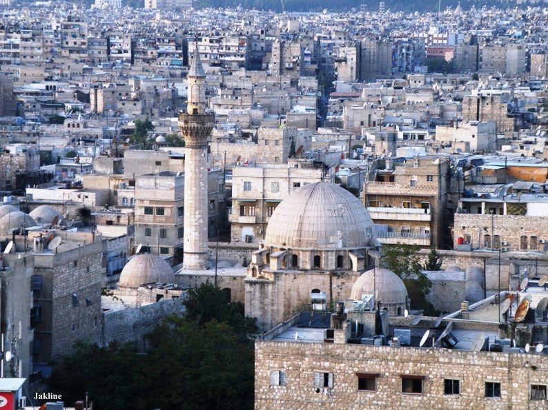 La merveilleuse Alep