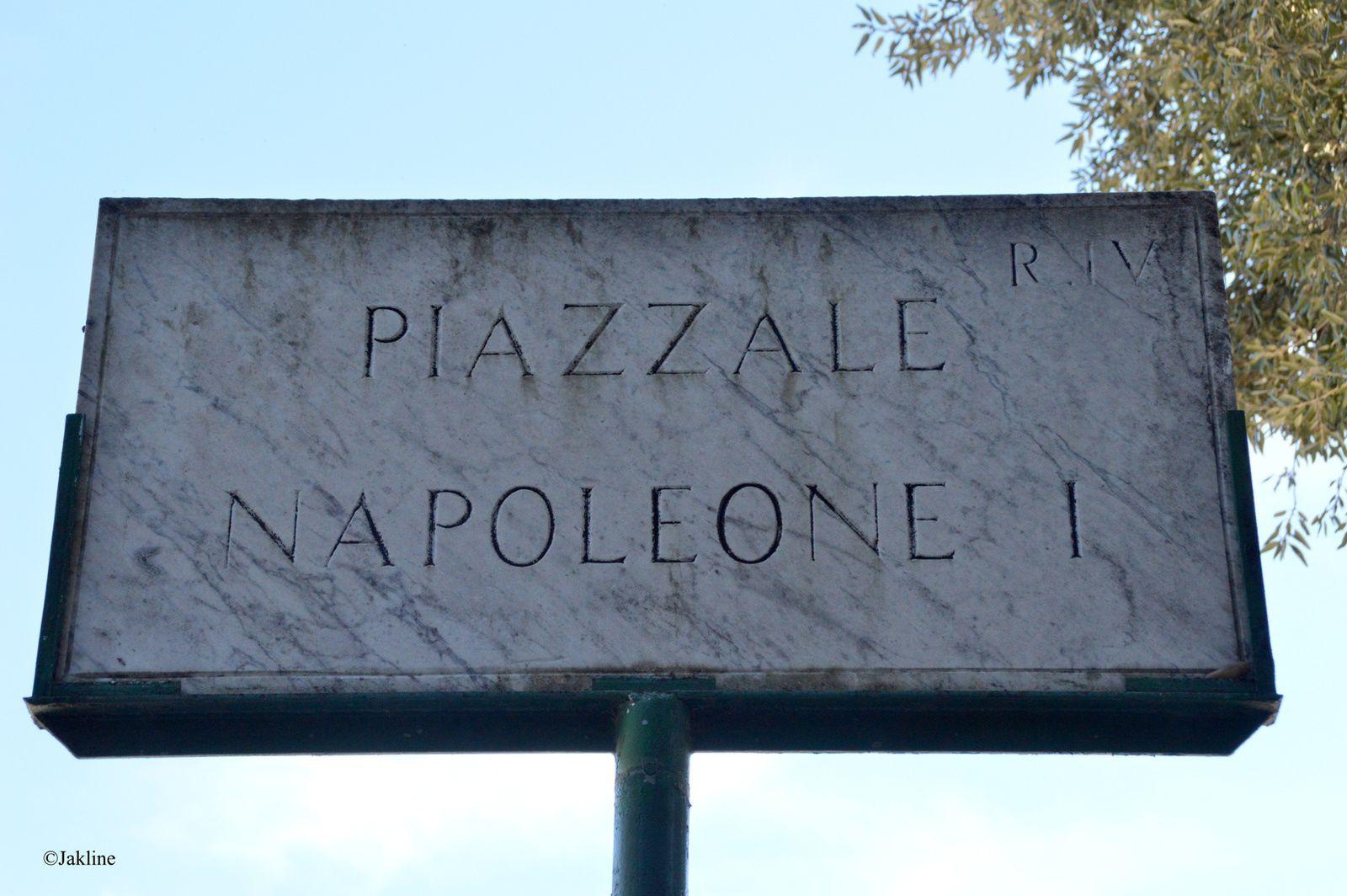 Napoleon 1er à  Rome???
