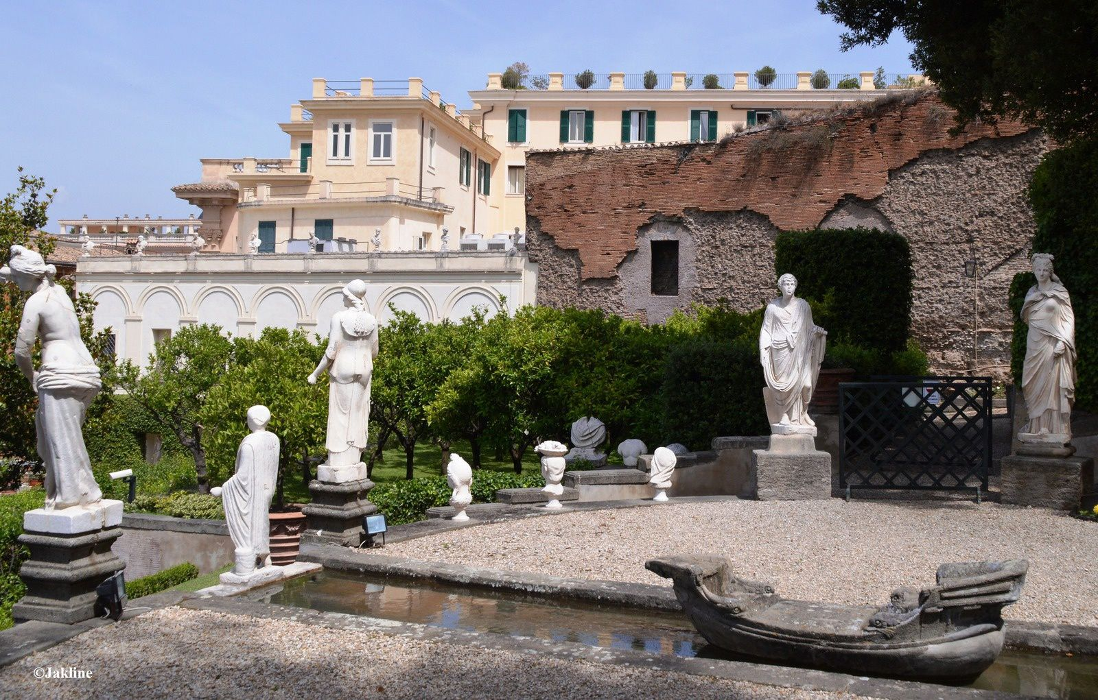 Le Jardin Colonna
