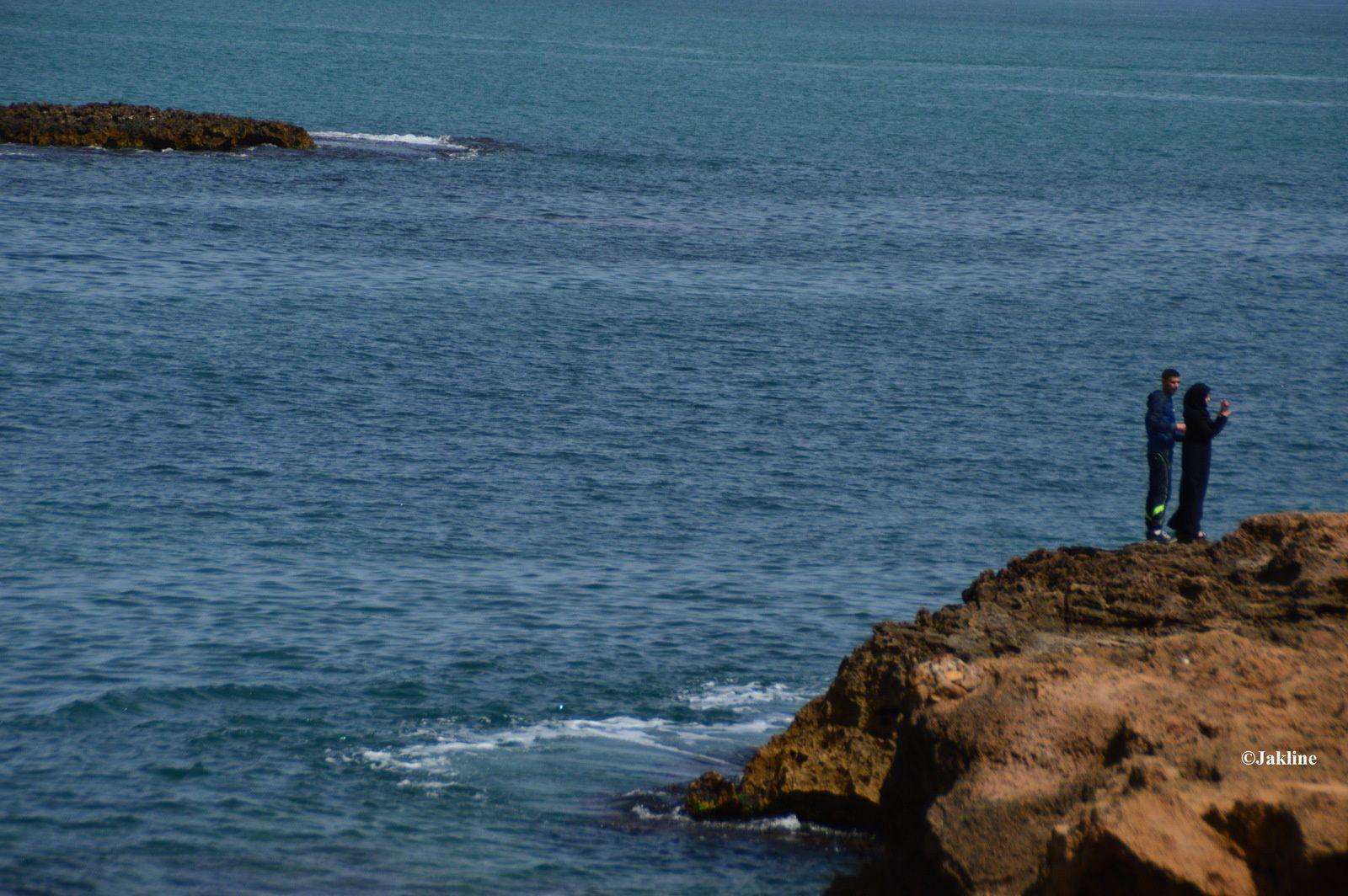 La mer de Tipasa