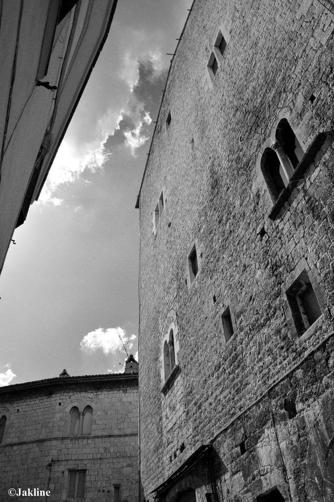 Les bourgs en Italie