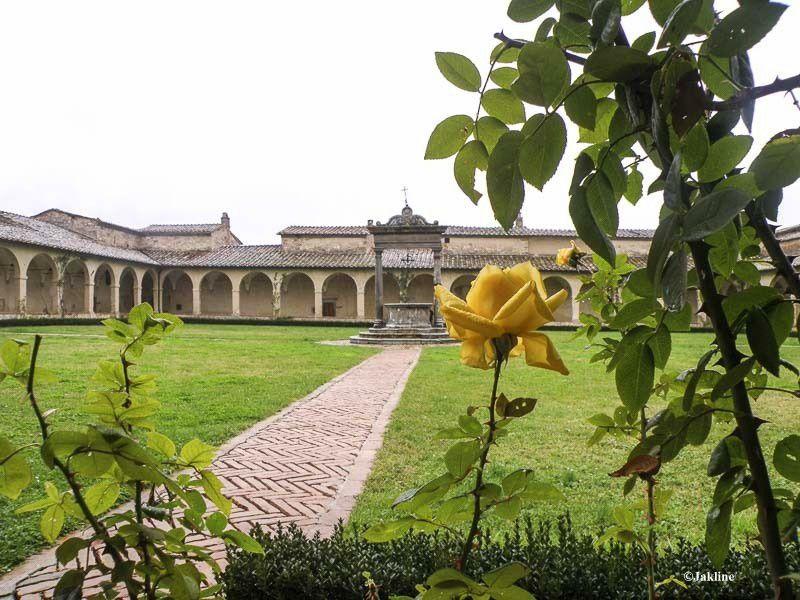 L'abbaye de Pontignano