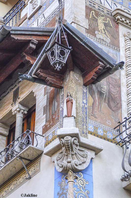 Quartier Coppedè à Rome