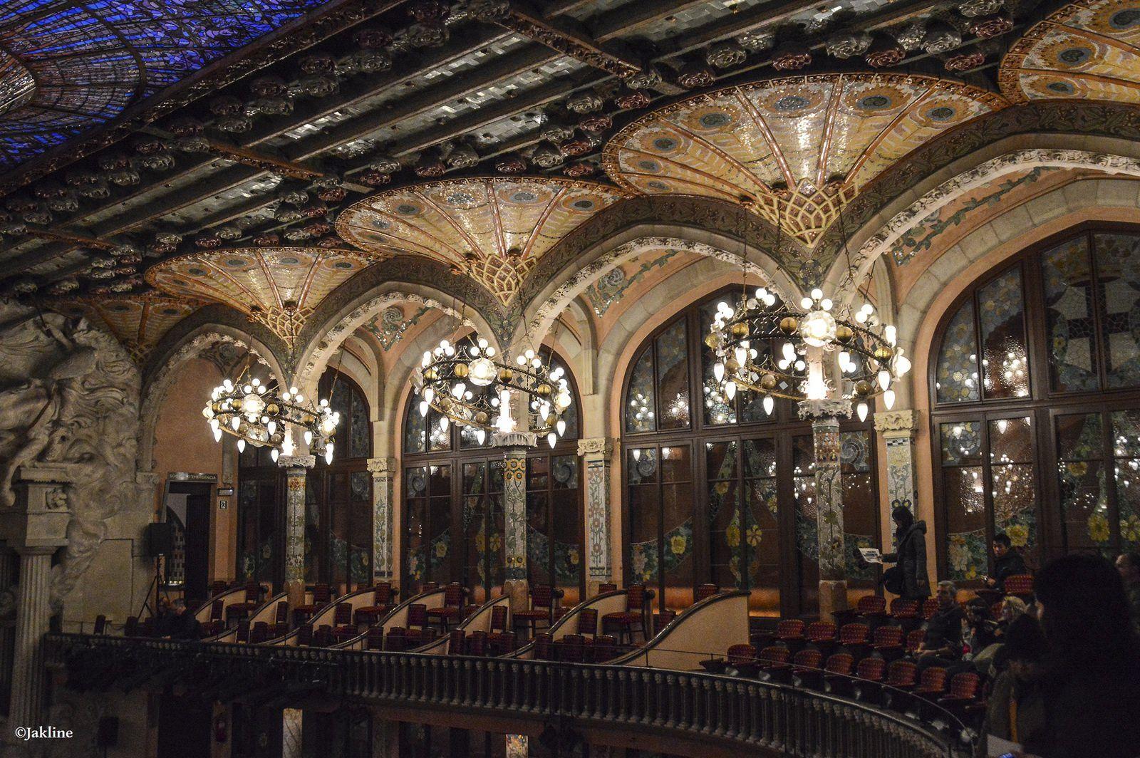 Palau de la Mùsica Catalana