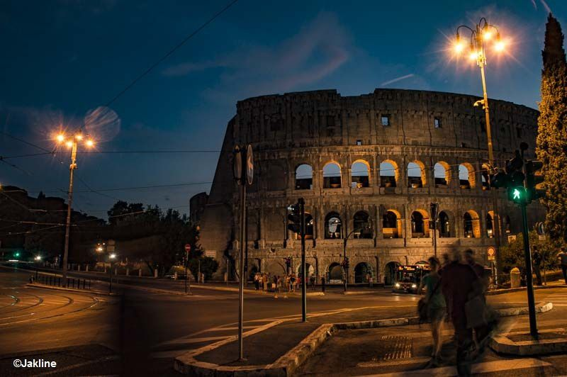 Le Colisée encore et  encore