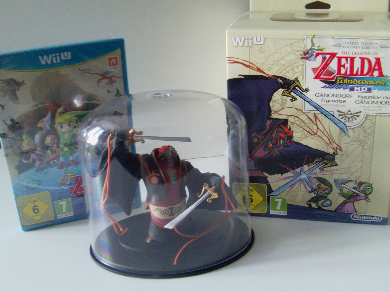 [Déballage] The Legend of Zelda : The Wind Waker Edition Collector