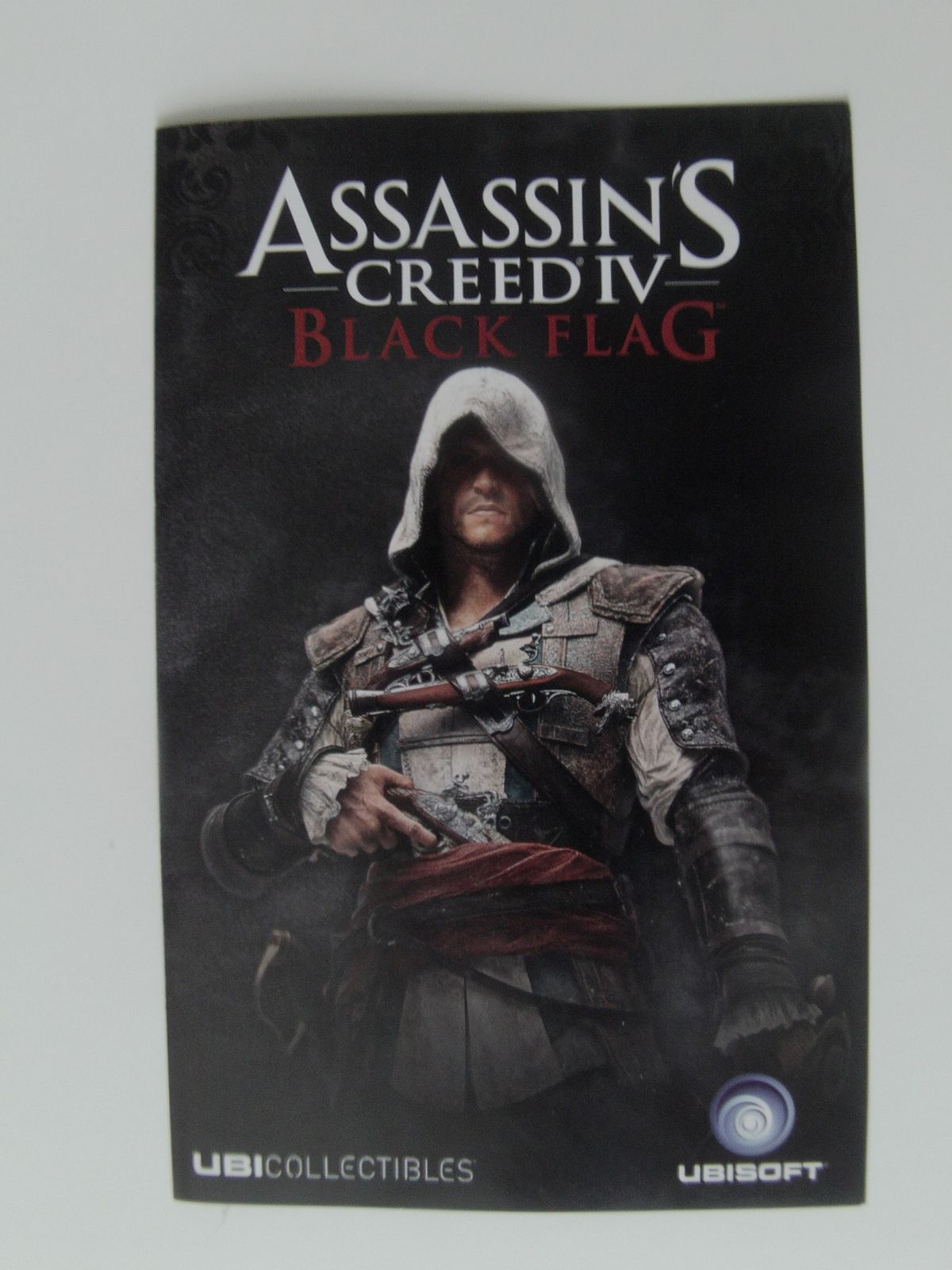 [Arrivage] Figurine Edward Kenway Assassin's Creed IV Black Flag