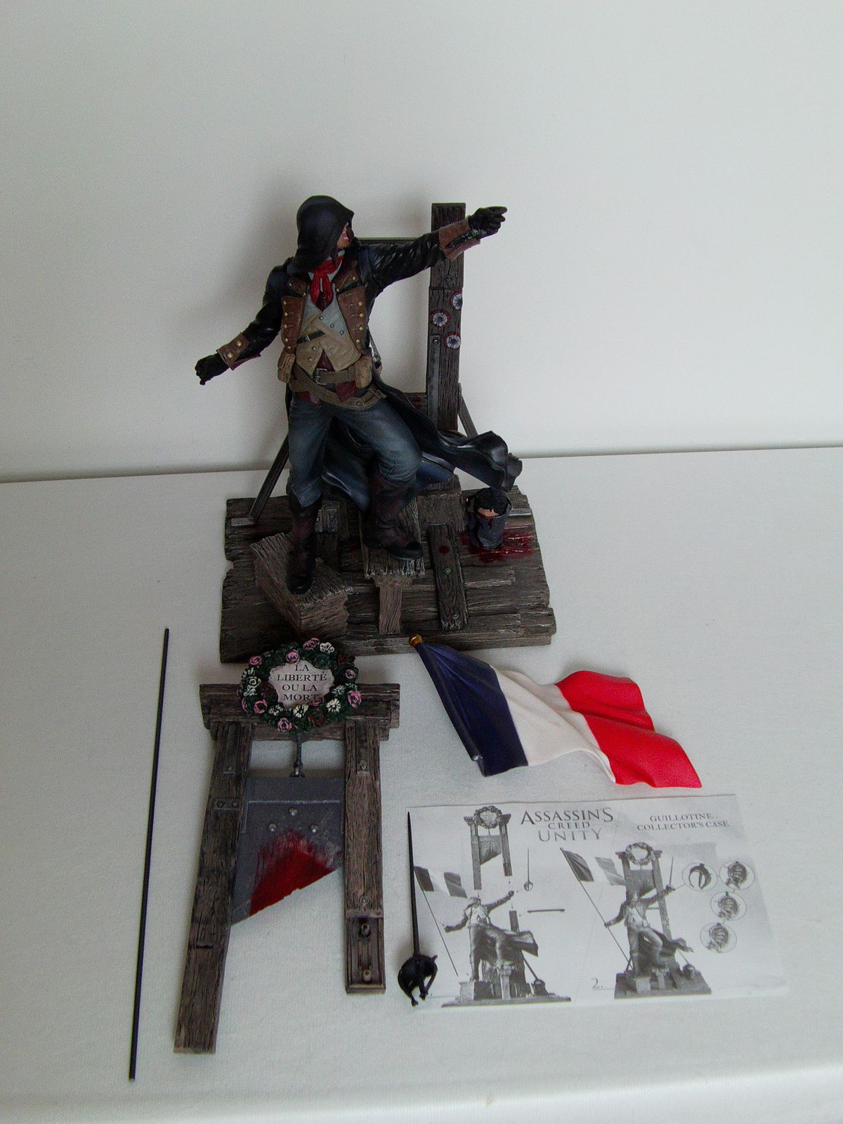 [Déballage] Assassin's Creed Unity Guillotine Edition