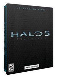 [News] Halo 5: Guardians Limited Collector's Edition