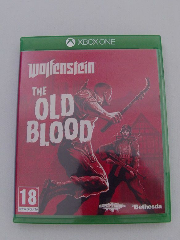 [Arrivage] Wolfenstein The Old Blood