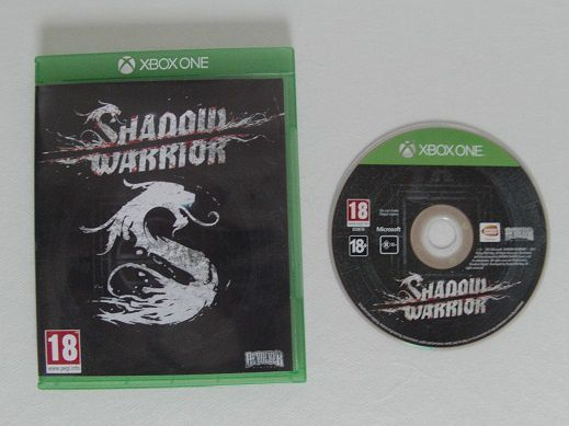 [Arrivage] Shadow Warrior