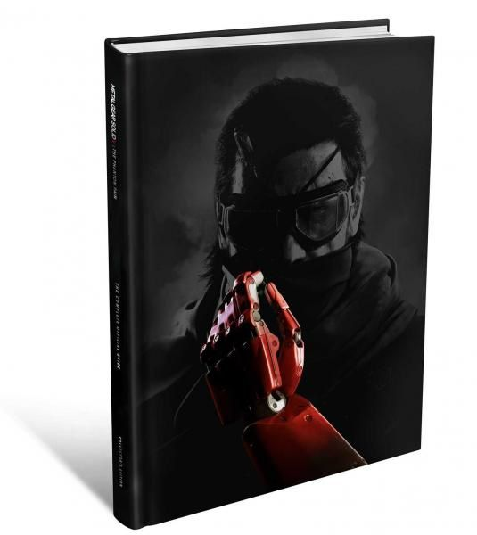 [Préco] Metal Gear Solid V: The Phantom Pain Guide Collector