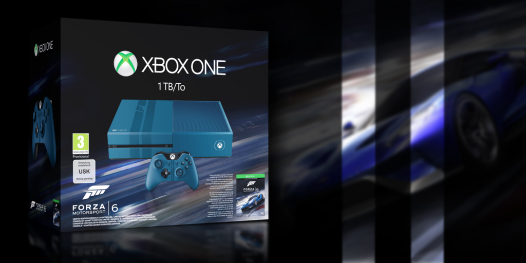 [News] Une One au couleur de Forza Motorsport 6