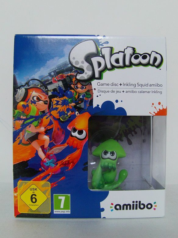 [Déballage] Splatoon + Amiibo