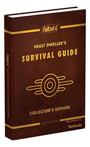 [Préco] Fallout 4 Guide collector