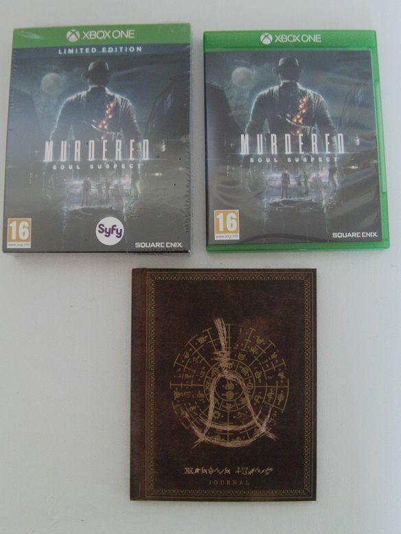 [Arrivage] Murdered: Soul Suspect