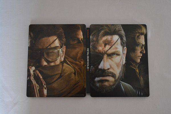 [Déballage] Metal Gear Solid V : The Phantom Pain Collector's Edition