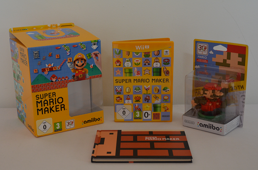 [Déballage] Super Mario Maker Edition Collector