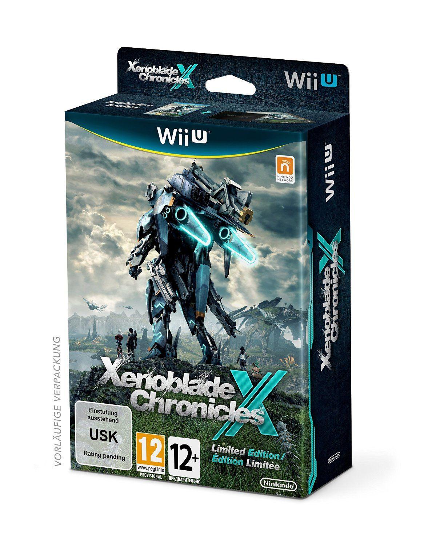 [Préco] Xenoblade Chronicles X Special Edition