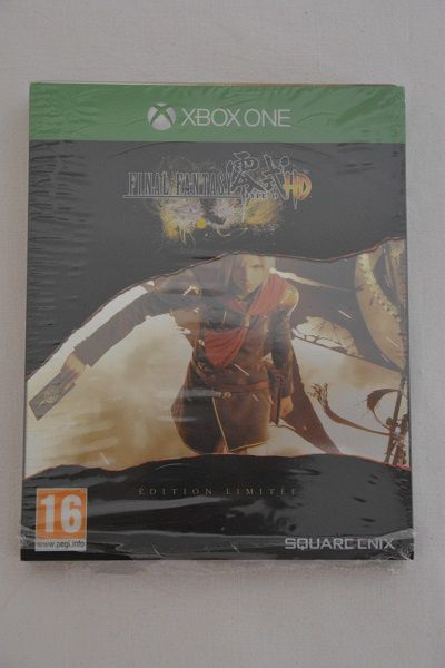 [Arrivage] Jeux XBOX One